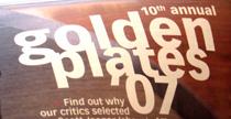 2007 Golden Plates Awards