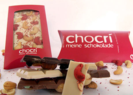 Chocri Customized Chocolate