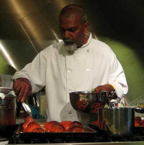 Chef Romy