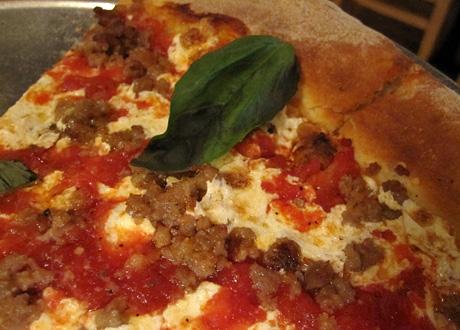 Patsy's SausagePizza