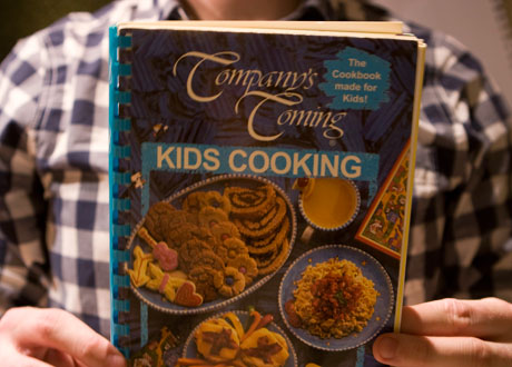 Company's Coming - Kids Cooking