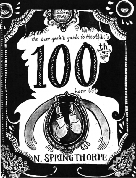Alibi Room 100th Beer List Book