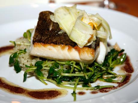 Provence Marinaside's Sablefish
