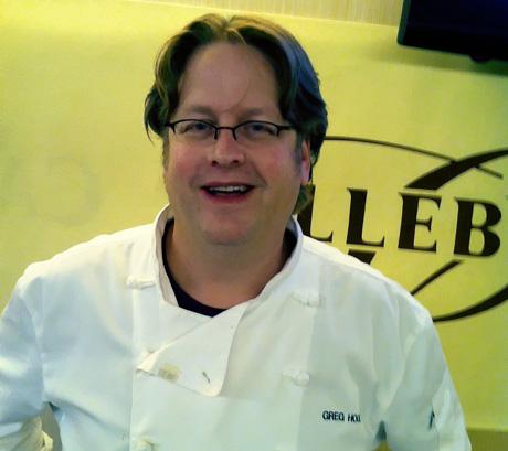 Chef Greg Hook