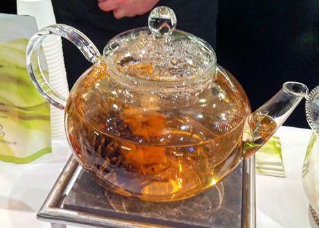 Tea Desire's Blossoming Tea