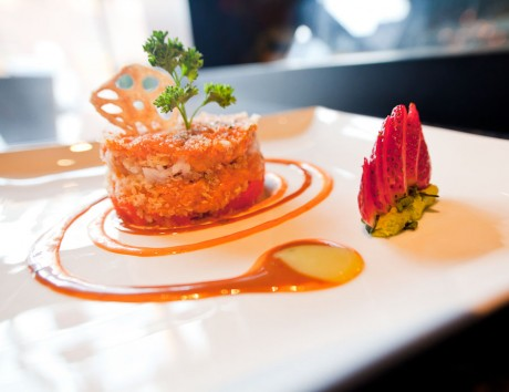 Raw Japanese Cuisine: Spicy Tartar
