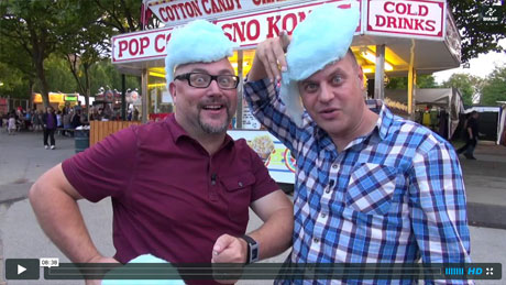 This Foodists.ca adventure finds Mark and Ben exploring all things food at the Pacific National Exhibition on its 103rd year.