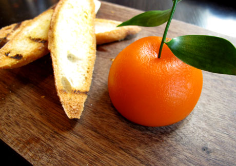 Meat Fruit At Dinner By Heston Blumenthal London Foodists