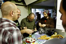 Foodists-Roger-Mooking-Interview-Sausages