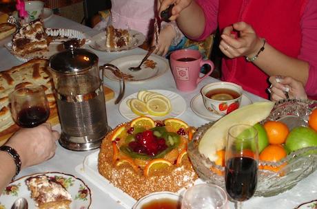 Upper Class Food Restaurants