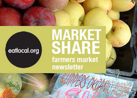 Vancouver Farmers Market Newsletter