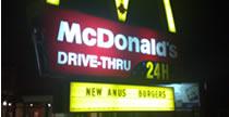 New Anus Burgers