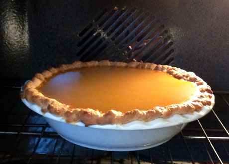 Pumpkin-Pie-Oven
