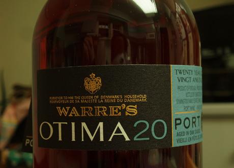 Warre's Otima 20-year old aged port