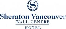 Sheraton Vancouver Logo blue