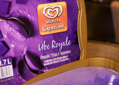 Selecta - Ube Royale Ice Cream
