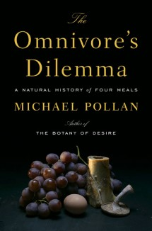 Michael Pollan's famous work, a prequel to In Defense of Food
