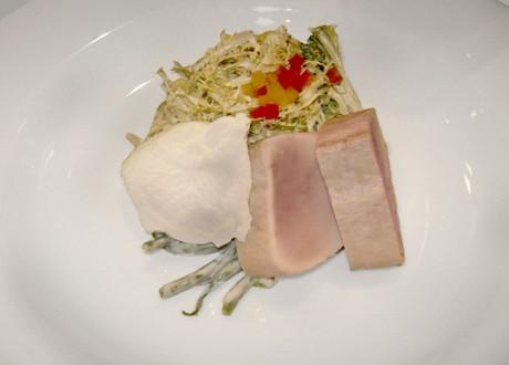 Trafalgar Bistro's - Course #3 - Pan Seared Albacore Tuna