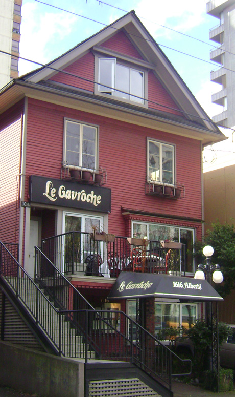 Le Gavroch Resturant