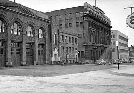 Old Vancouver Police Headquarters