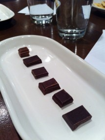 Chocolate tasting with Eagranie Yuh